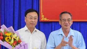 Ông Huỳnh Hữu Trí giữ chức Bí thư Thành ủy Bạc Liêu