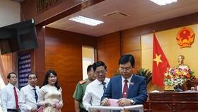 Bí thư Tỉnh ủy Cà Mau đảm nhận thêm chức Chủ tịch HĐND tỉnh