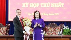 Bí thư Tỉnh ủy Bạc Liêu được bầu giữ chức Chủ tịch HĐND