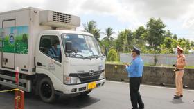 Bạc Liêu tạm thời chưa thực hiện vận tải hành khách đường bộ liên tỉnh