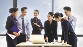SCB được vinh danh là ''nơi làm việc tốt nhất châu Á 2021''