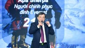 Ông Nguyễn Đăng Quang - Chủ tịch HĐQT Masan Group phát biểu tại Đại hội đồng cổ đông 2021