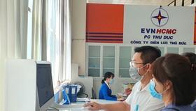 Ngành điện TPHCM hiện cung cấp 100% dịch vụ điện 24/7 theo hình thức trực tuyến ở cấp độ 4 với 19 loại hình dịch vụ