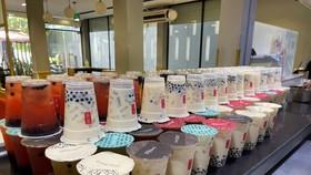 Gong Cha Việt Nam trao tặng trà sữa đến lực lượng tuyến đầu chống dịch