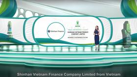 Shinhan Finance luôn cam kết thực hiện trách nhiệm xã hội, hỗ trợ phát triển cộng đồng trên khắp Việt Nam