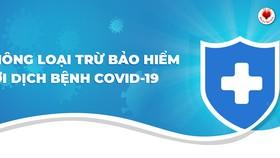 Thông báo không loại trừ bảo hiểm với dịch bệnh Covid-19