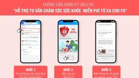 Chương trình do Dai-ichi Việt Nam phối hợp cùng đối tác eDoctor triển khai thực hiện