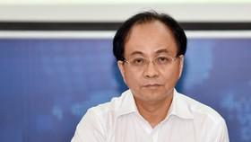 Phó Chủ nhiệm Văn phòng Chính phủ Lê Mạnh Hà phát biểu tại cuộc họp báo