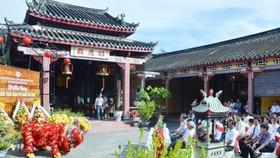 Đưa điểm di tích Hội quán Hải Nam (số 10 Trần Phú, Hội An) vào tuyến tham quan Khu phố cổ.