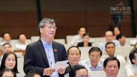 ĐB Nguyễn Anh Trí có phát biểu ấn tượng về vấn đề đặt cược thể thao