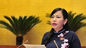 """Trưởng Ban dân nguyện của Ủy ban Thường vụ Quốc hội Nguyễn Thanh Hải cho biết hiện tượng người dân phải """"lót tay"""" để giải quyết công việc  còn xảy ra khá phổ biến"""