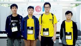 Đội tuyển tin học của Việt Nam