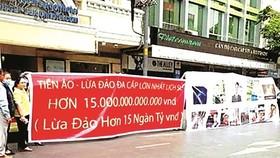 Tăng mức phạt hành vi bán hàng đa cấp bất chính lên 80-100 triệu đồng