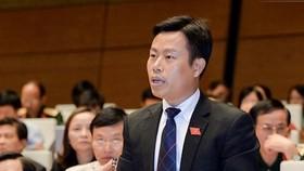 Ông Lê Quân, Thứ trưởng Bộ Lao động - Thương binh - Xã hội