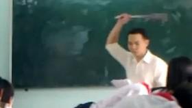 Bộ GD-ĐT yêu cầu xử lý nghiêm minh vụ thầy giáo đánh học sinh ở An Giang