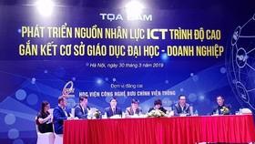 Tọa đàm về đào tạo ICT