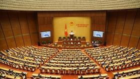 Quốc hội họp chiều 14-6