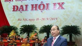 Thủ tướng: Mặt trận phản biện sắc sảo, chân tình để giúp Đảng và chính quyền tự điều chỉnh