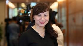 Bà Nguyễn Thị Kim Phụng, Vụ trưởng Vụ GDĐH, Bộ GD-ĐT  