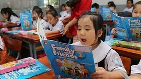 Công bố danh mục 6 cuốn sách giáo khoa lớp 1 mới môn Tiếng Anh