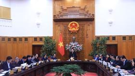 Chính phủ họp chiều 4-2