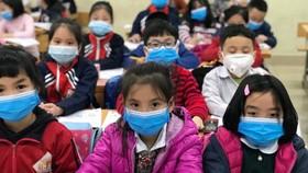 Trong tình hình dịch bệnh phức tạp, học sinh đến lớp sẽ khiến các bậc phụ huynh không yên tâm