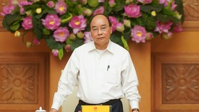 Thủ tướng chủ trì họp Thường trực Chính phủ 9-3