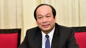 Bộ trưởng, Chủ nhiệm Văn phòng Chính phủ Mai Tiến Dũng