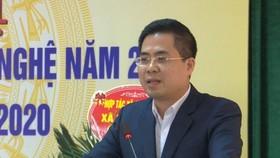 Ông Nguyễn Hoàng Giang. Ảnh: VGP