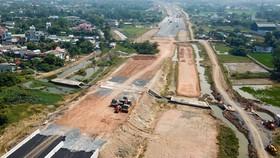 Dự án đường cao tốc Bến Lức - Long Thành phải hoàn thành giải phóng mặt bằng trong quý 4-2020