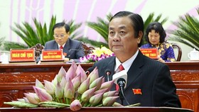 Ông Lê Minh Hoan. Ảnh: Văn Trí/TTXVN
