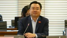 Ông Nguyễn Thanh Nghị. Nguồn: Báo Giao thông