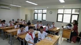 Học sinh lớp 5, lớp 9 sẽ được học nội dung có điều chỉnh, tinh giản. Ảnh: QUANG PHÚC