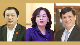 Thủ tướng đề nghị Quốc hội phê chuẩn 3 thành viên Chính phủ