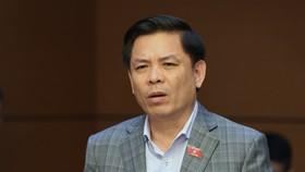 Bộ trưởng Bộ GTVT Nguyễn Văn Thể: Sẽ thu phí đường cao tốc  