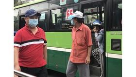 Bảo đảm trật tự, an toàn giao thông gắn với phòng, chống dịch Covid-19 trong dịp tết