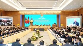 Hội nghị Chính phủ ngày 28-12. Ảnh: QUANG PHÚC