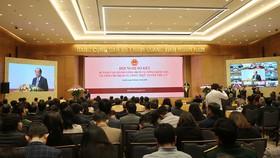 Hội nghị sơ kết 1 năm vận hành Cổng Dịch vụ công quốc gia