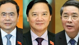 Đề cử 3 nhân sự để Quốc hội bầu Phó Chủ tịch Quốc hội