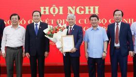 Đồng chí Đỗ Văn Chiến giữ chức Bí thư Đảng đoàn MTTQ Việt Nam