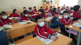 Chung tay vì trẻ em ảnh hưởng đại dịch Covid-19. Ảnh: QUANG PHÚC