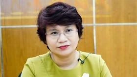 PGS-TS Nguyễn Thu Thủy,  Vụ trưởng Vụ Giáo dục đại học, Bộ GD-ĐT