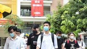 Ngày thi đầu tiên kỳ thi tốt nghiệp THPT: Cả nước có 9 thí sinh bị đình chỉ thi