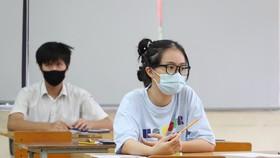 Thí sinh cả nước đã hoàn thành kỳ thi tốt nghiệp THPT 2021. Ảnh: QUANG PHÚC