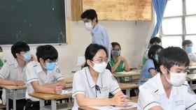Giữ nguyên mức học phí hiện hành trong năm học 2021-2022
