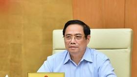 Thủ tướng Chính phủ làm Trưởng Ban Chỉ đạo Quốc gia phòng, chống dịch Covid-19. Ảnh: VIẾT CHUNG