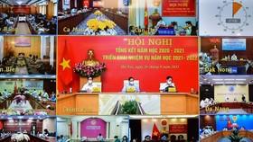 Hội nghị toàn quốc tổng kết năm học 2020-2021 và triển khai nhiệm vụ năm học 2021-2022