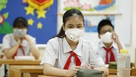 Bộ GD-ĐT đề nghị tăng cường hỗ trợ học sinh, sinh viên bị ảnh hưởng do dịch bệnh Covid-19. Ảnh: QUANG PHÚC