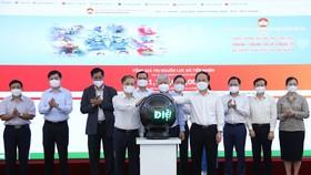Ra mắt hệ thống đóng góp trực tuyến thông qua địa chỉ truy cập: http://vandongxahoi.mattran.org.vn