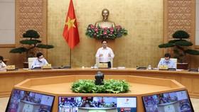 Thủ tướng Phạm Minh Chính chủ trì phiên họp ngày 2-10